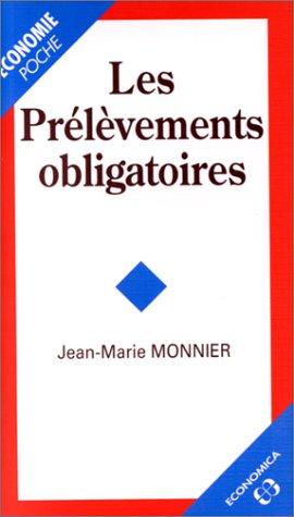 9782717835380: Les pr�l�vements obligatoires