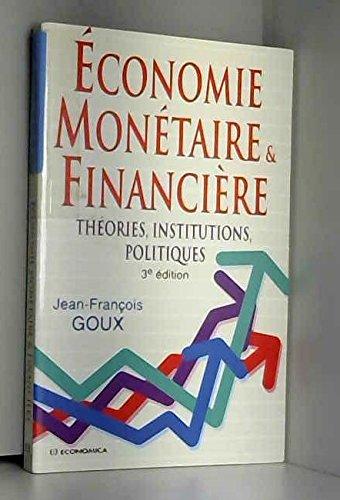 9782717837414: Economie monétaire et financière