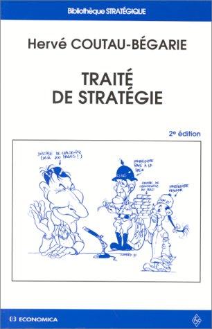 9782717839289: Trait� de strat�gie