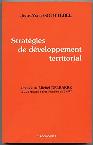 9782717842005: Stratégies de développement territorial