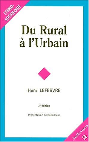 9782717842074: Durural a l'urbain (French Edition)