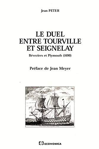 9782717842326: Duel entre tourville et ...