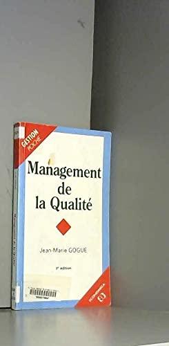 9782717842807: Management de la qualité