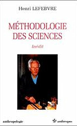 9782717843828: Méthodologie des sciences