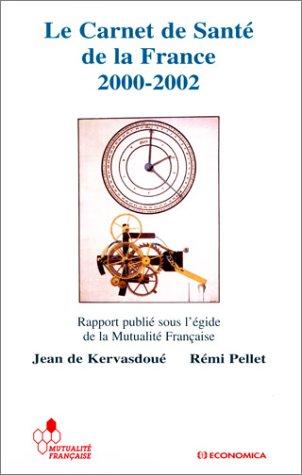 9782717843903: Le Carnet de santé de la France 2000-2001