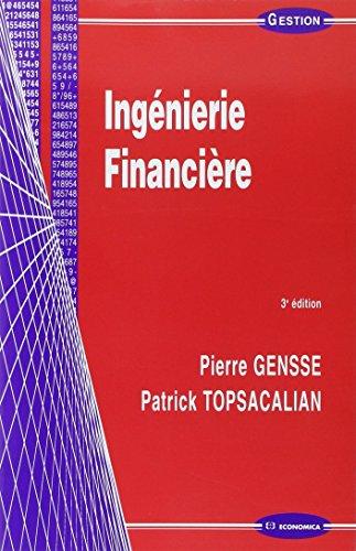 9782717848724: Ing�nierie Financi�re
