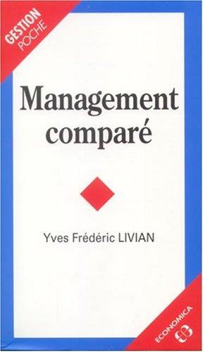 9782717849202: Management comparé