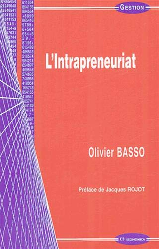 9782717849349: L'intrapreneuriat (French Edition)