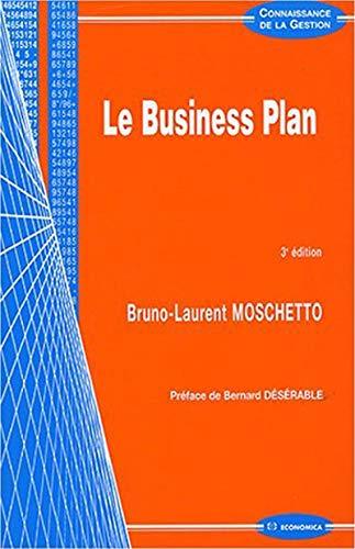 9782717850628: Le Business Plan