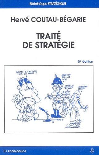 9782717850888: Traité de stratégie