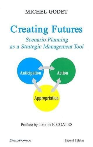 9782717852448: Creating Futures: Scenario Planning As a Strategic Management Tool