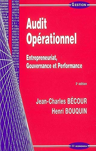 9782717852783: Audit opérationnel (French Edition)