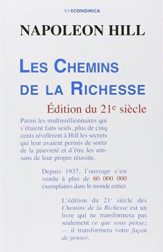 9782717854824: Les Chemins de la Richesse - Édition du 21e siècle