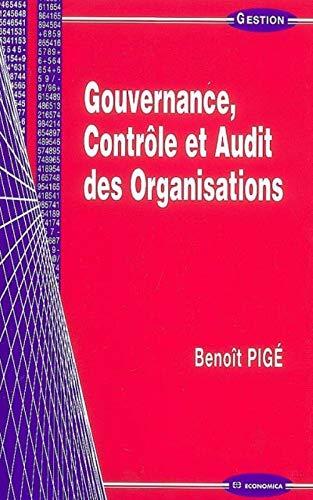 9782717855364: Gouvernance, contrôle et audit des organisations