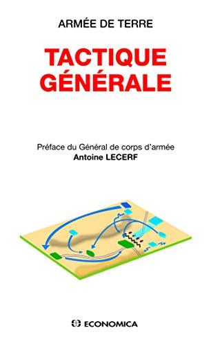 9782717856255: Tactique Generale