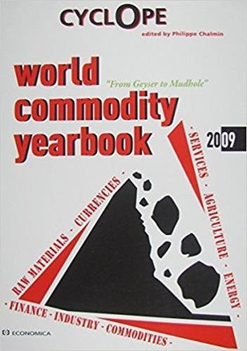 9782717857177: CyclOpe: World Commodity Yearbook 2009