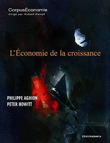 9782717858655: L'économie de la croissance