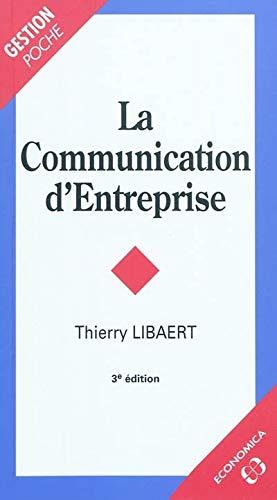 9782717859690: La communication d'entreprise