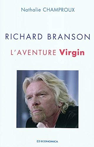 9782717860245: Richard Branson : L'Aventure Virgin