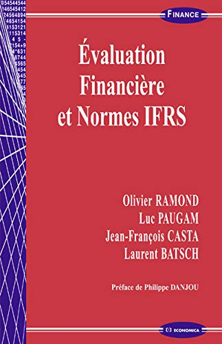9782717864809: Evaluation financi�re et normes IFRS