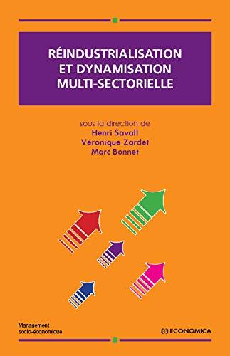 9782717866292: Réindustrialisation et dynamisation multi-sectorielle