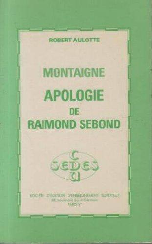 9782718102023: Montaigne