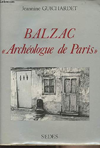 9782718111360: Balzac,