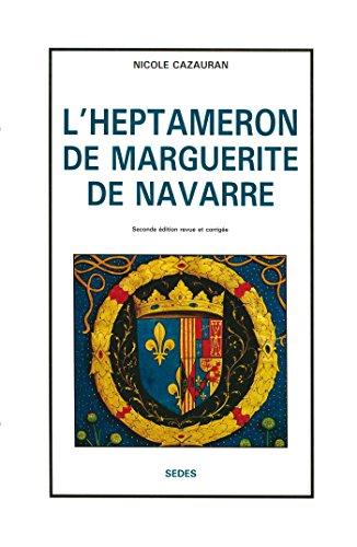 9782718111858: L'Heptaméron de Marguerite de Navarre