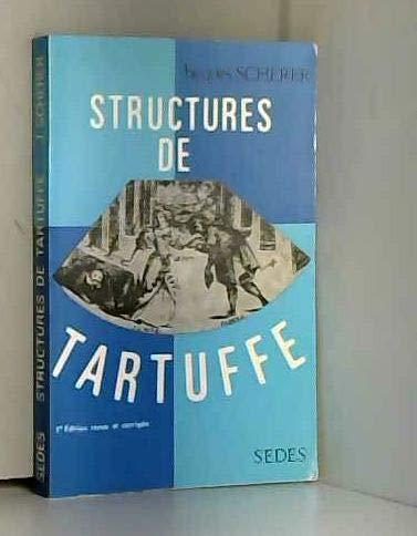 9782718150796: Structures de Tartuffe