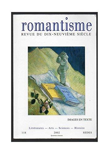 Romantisme N.118: Collectif
