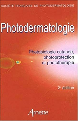 9782718411767: Photodermatologie (French Edition)