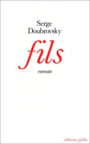 Edition Fils 9782718600666 fils edition abebooks serge