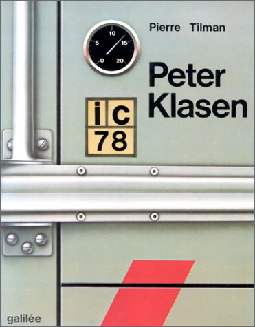 Peter Klasen (Ecritures-figures) (French Edition): Tilman, Pierre