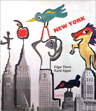 New York: La ville des villes =: Morin, Edgar