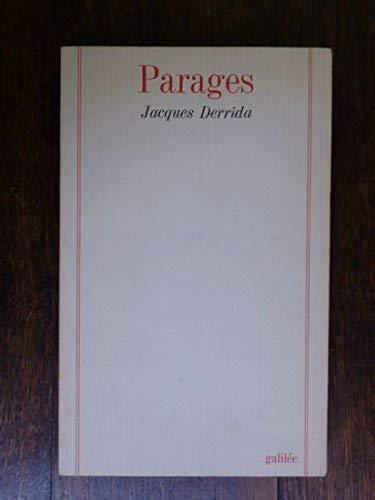 9782718602950: Parages