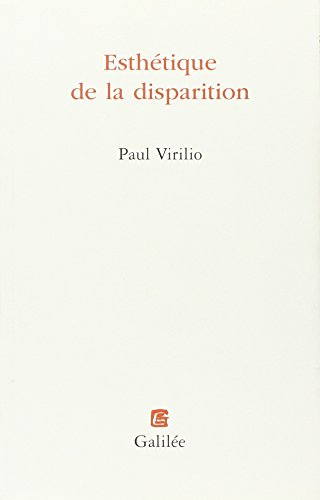 Esthétique de la disparition (2718603607) by Paul Virilio