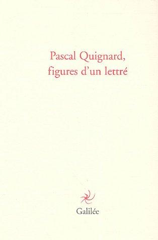 Pascal Guignard, figures d'un lettré: Philippe Bonnefis; Dolorès