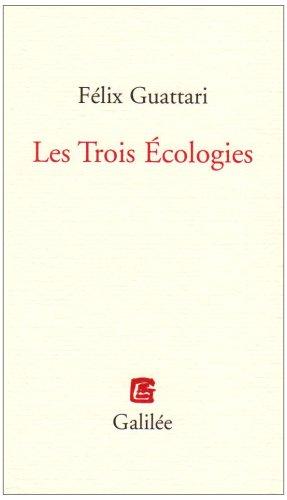 9782718607689: Les Trois Ecologies