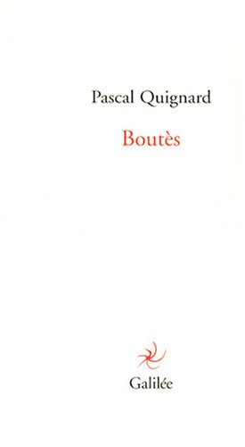 9782718607740: Boutès (French Edition)