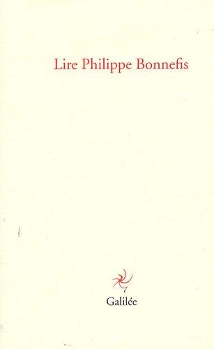 Lire Philippe Bonnefis: Dolorès Lyotard