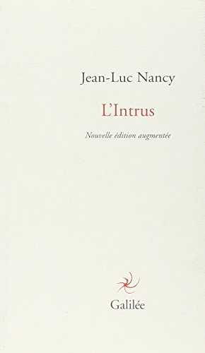9782718608211: Intrus (French Edition)