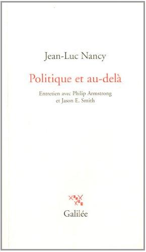 9782718608457: Politique et au-del�