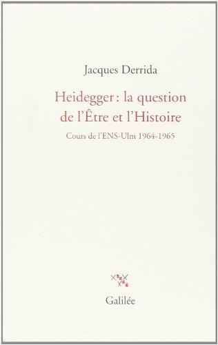 9782718608853: Heidegger