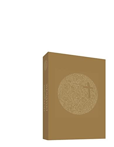 9782718908830: Lectionnaire pour les messes des dimanches et des fêtes et solennités pouvant l'emporter sur le dimanche