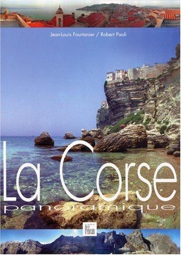 9782719105641: La Corse panoramique