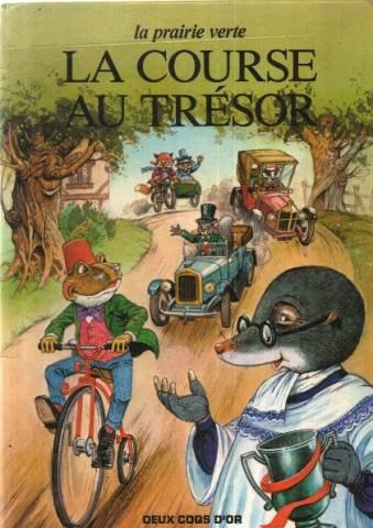 9782719210338: La Course au trésor (La Prairie verte)