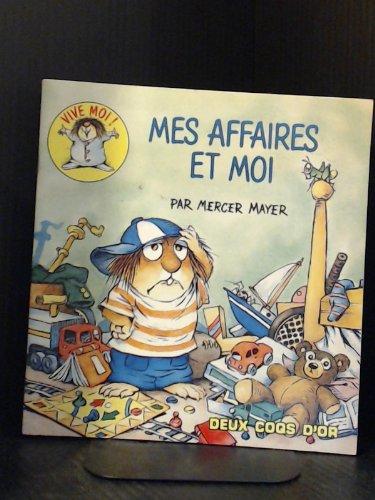 Vive Moi/Affaires Et Moi (Paperback): Illus Mayer Mercer