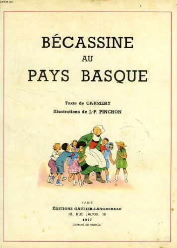 9782719250556: Becassine au pays basque