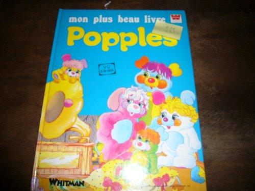 9782719254905: Mon plus beau livre Popples (Mon plus beau livre)