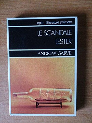 9782720100291: Le scandale lester